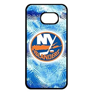 NHL Personalize New York Islanders PC Hard Case for Samsung Galaxy S6 EDGE