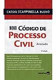 Novo Código de Processo Civil. Anotado