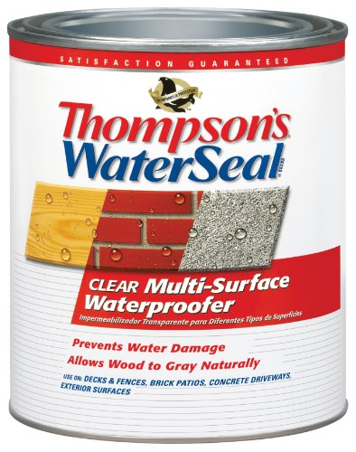 thompsons-th024104-14-waterseal-clear-multi-surface-waterproofer-quart