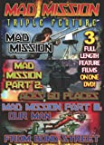 Mad Mission Triple Feature - Mad Mission, Mad Mission Part 2: Aces Go Places & Mad Mission Part III: Our Man From Bond Street