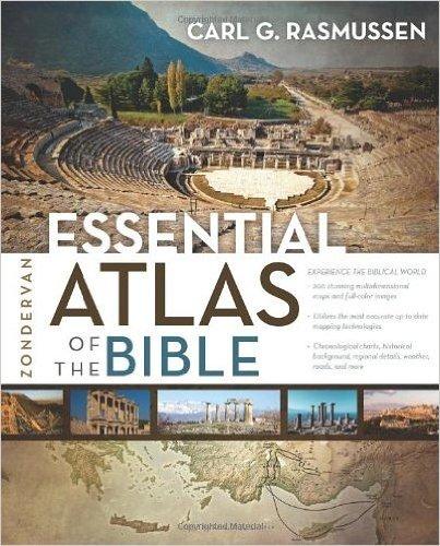 Zondervan Essential Atlas of the Bible (Paperback) - Common