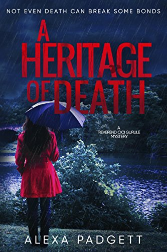 A Heritage of Death (A Reverend Cici Gurule Mystery Book 2) by [Padgett, Alexa]