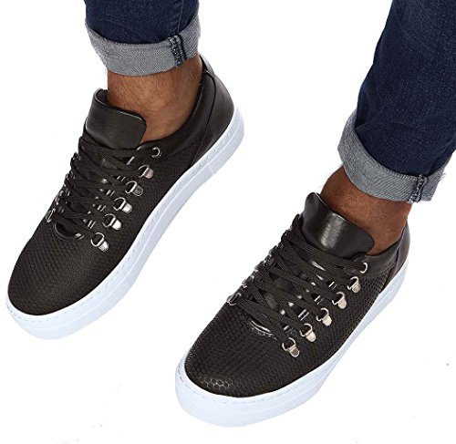 uomo Nero LEIF NELSON Sneaker LN150 qwgtFgSZ