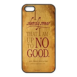 High Quality Phone Case For Apple Iphone 5 5S Cases -Harry Potter Series Pattern-LiuWeiTing Store Case 7