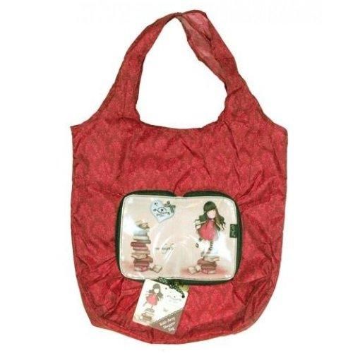 Santoro Gorjuss Puddles Of Love Folding Shopper Bag