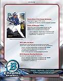 2018 Bowman Chrome Baseball Hobby 12 Master Box