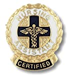 Prestige Medical Emblem Pin, Nursing Assistant, Certified