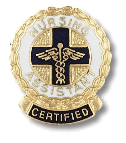 Prestige Medical Emblem Pin, Nursing Assistant, Certified ()