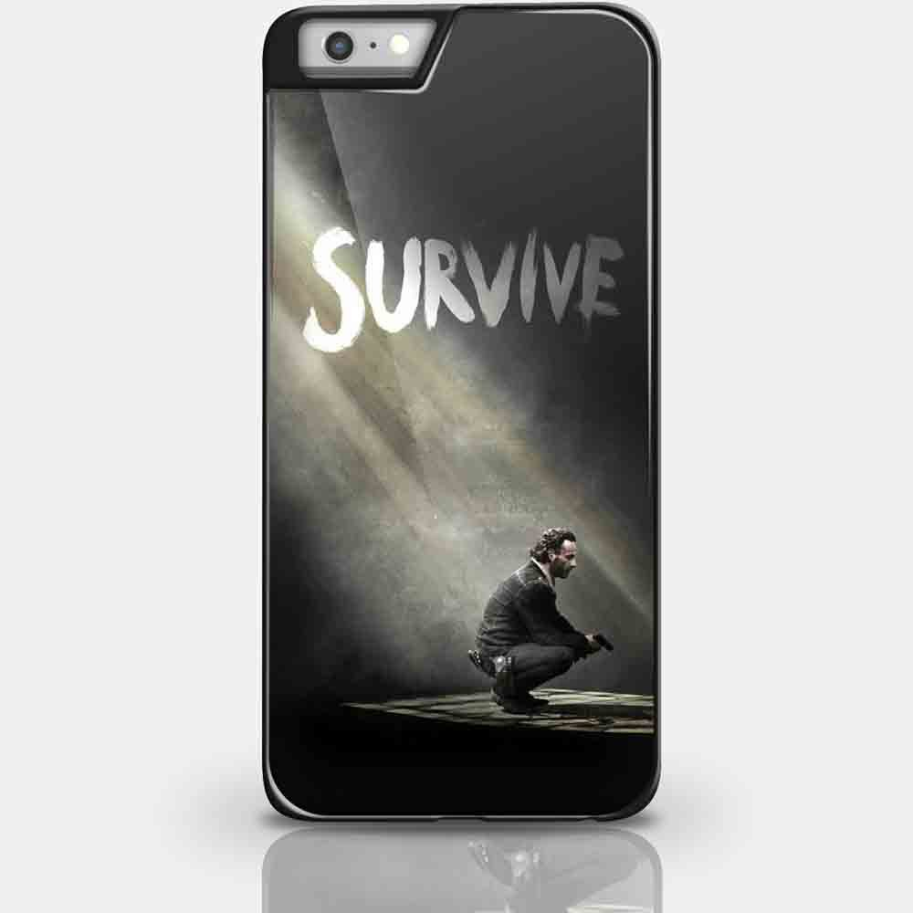 Amazon Com The Walking Dead Wallpaper Survive For Iphone And