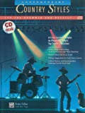 img - for Contemporary Country Styles for the Drummer and Bassist: A Cross Section of Styles As Played by Today's Top Country Musicians, Book & CD book / textbook / text book
