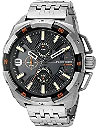 Men's DZ4394 Heavyweight Gunmetal Watch