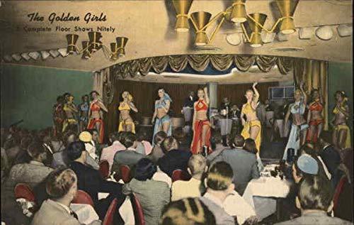 THE GOLDEN BANK CASINO Other Sports Original Vintage Postcard