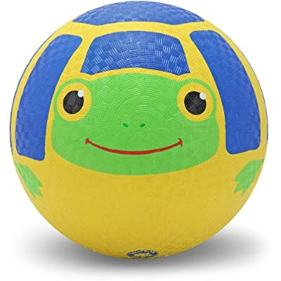SCOOTIN Turtle Kickball F: Baby