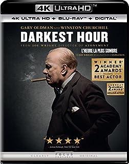 Darkest Hour [Blu-ray] (Sous-titres français) (B07BZB64CN) | Amazon price tracker / tracking, Amazon price history charts, Amazon price watches, Amazon price drop alerts