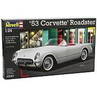 Revell - Maqueta 53 Corvette Roadster, Escala 1:24