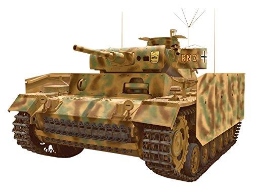 Dragon Models Pz.Bef.Wg.III Ausf.J with Schurzen Model Kit (1/35 Scale)