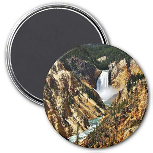 Grand Canyon Yellowstone Park - Zazzle Grand Canyon Of the Yellowstone Park Looking Towar Magnet, 3