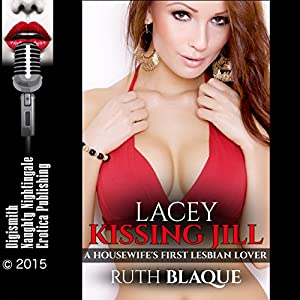 Lacey Kissing Jill Audiobook
