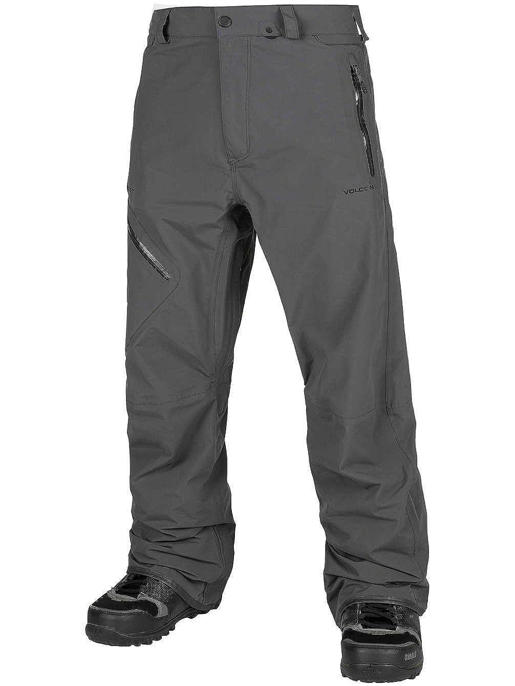 Volcom OUTERWEAR メンズ B0794YPL3K XX-Large|ブラック(Vintage Black) ブラック(Vintage Black) XX-Large