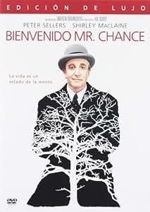 Bienvenido Mr. Chance [DVD]