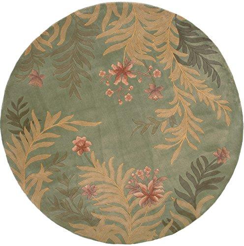 Momeni Rugs HARMOHA-03SAG790R Harmony Collection, Traditional Area Rug 7'9