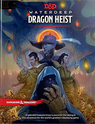D&D Waterdeep Dragon Heist HC (D&D Adventure)