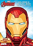 hawkeye mask marvel - Bendon 62090 Marvel Avengers Coloring and Activity Book with Mask