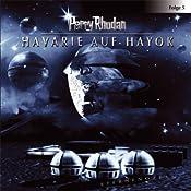 Havarie auf Hayok (Perry Rhodan Sternenozean 5) |  div.