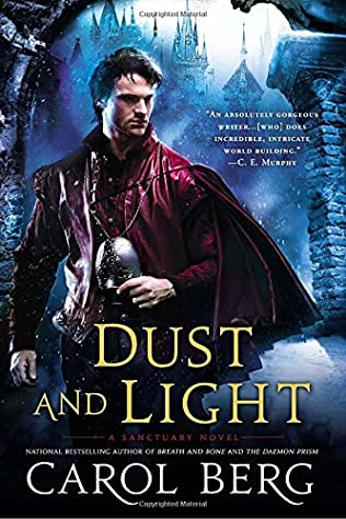 book cover of Dust and Light