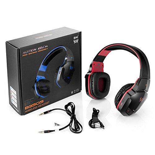 wireless gaming headset kotion each b3505 v4 1 bluetooth. Black Bedroom Furniture Sets. Home Design Ideas