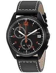Hamilton Men's 'Khaki Aviation' Quartz Stainless Steel Casual Watch