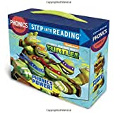 Phonics Power! (Teenage Mutant Ninja Turtles) (Step into Reading)