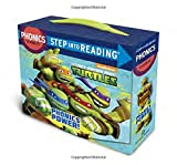 img - for Phonics Power! (Teenage Mutant Ninja Turtles) (Step into Reading) book / textbook / text book