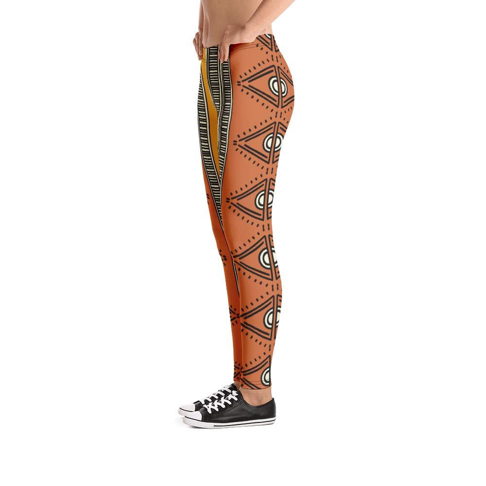 M XS S L Aztec Mexico Pattern Leggings for Women XL