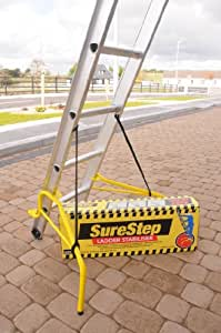 Surestep estabilizador para escalera de aluminio amazon for Escaleras aluminio amazon