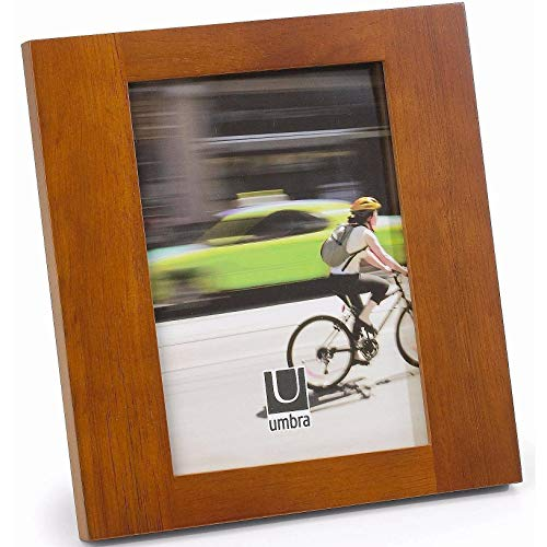 Umbra Simple 5-inch-by-7-Inch Wood Frame, ()