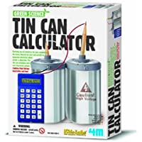 Green Science Tin Can Calculator