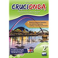 Crucionda. Enigmistica di lingua inglese. Per la Scuola media. Con File audio per il download: 2