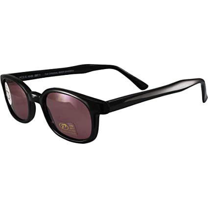 a4d803229a Image Unavailable. Image not available for. Color  X-KD s Unisex-Adult Biker  sunglasses Rose One Size