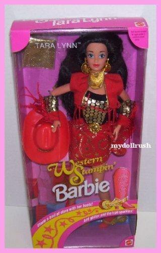 1993 Western Stampin' Tara Lynn Barbie Doll