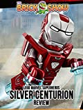 Review: Lego Marvel Superheroes Silver Centurion Review