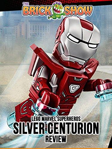 [Review: Lego Marvel Superheroes Silver Centurion Review] (Avengers Superhero)