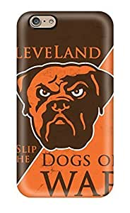 Hot Clevelandrowns First Grade PC Phone Case For Iphone 6 Case Cover