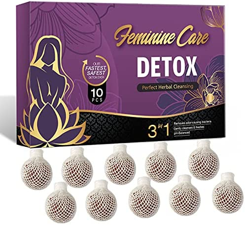 Yoni Pearls for Feminine Care, Recovery PH Balance Yeast & BV Symptoms, Promote Vaginal Health