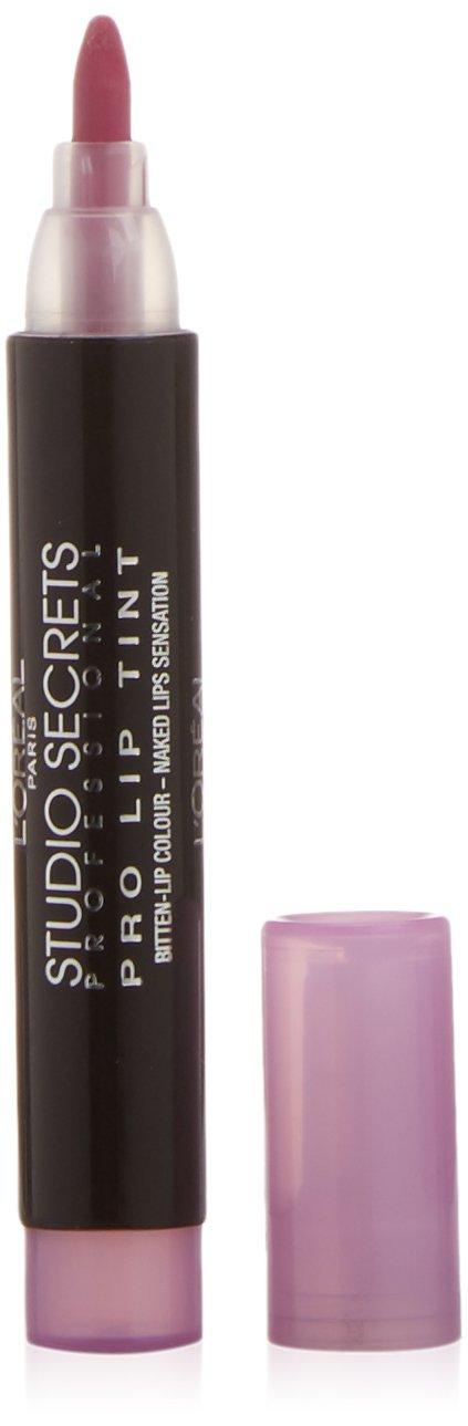 L'Oreal Studio Secrets Professional Pro Lip Tint, Catwalk Plum Number 20 L' Oreal 3600522212409