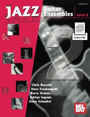 (Jazz Guitar Ensembles Level 2)