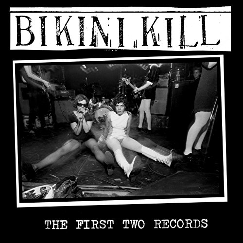 First Two Records Bikini Kill product image