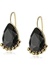 Jessica Simpson Pear Small Drop Earrings