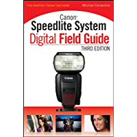 Canon Speedlite System Digital Field Guide book cover