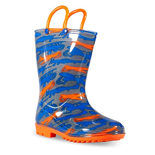 Used, ZOOGS Children's Rain Boots Handles, Little Kids & for sale  Delivered anywhere in USA